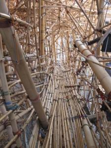 In the heart of Big Bambu