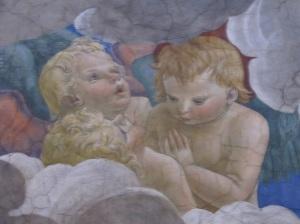 Little plump angels