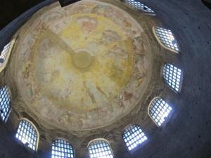 The dome of Santa Constanza