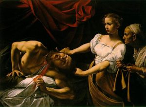 Judith Beheading Holofolners