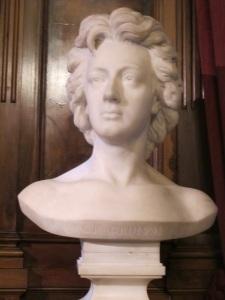 Bust of John Keats
