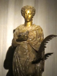 Statue of St. Agnes