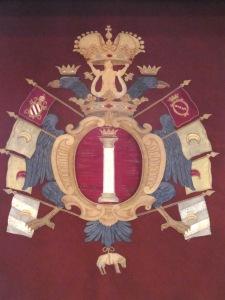 Colonna family crest