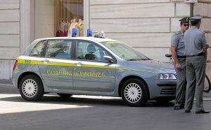 Guardia di Finanza vehicle