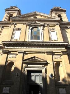 Sant'Atanasio, Greek church on Via del Babuino
